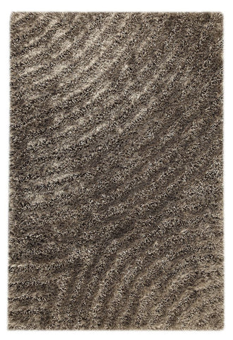 MAT Orange Roca Tweed Grey Area Rugs - KINGDOM RUGS - 1