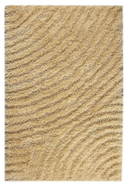 MAT Orange Roca Tweed Vanilla Area Rugs - KINGDOM RUGS - 1