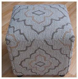 Momeni VO-22 Taupe Cushion Bag - KINGDOM RUGS