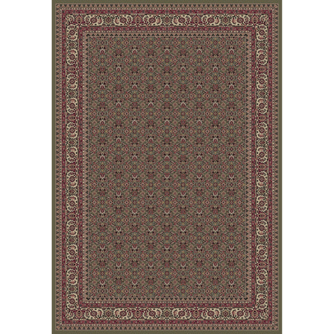 Concord Global Trading Persian Herati Green Area Rug - KINGDOM RUGS
