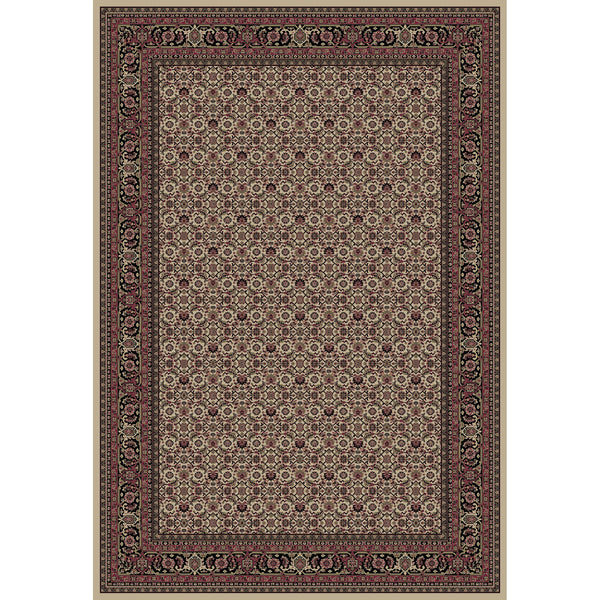 Concord Global Trading Persian Herati Ivory Area Rug - KINGDOM RUGS