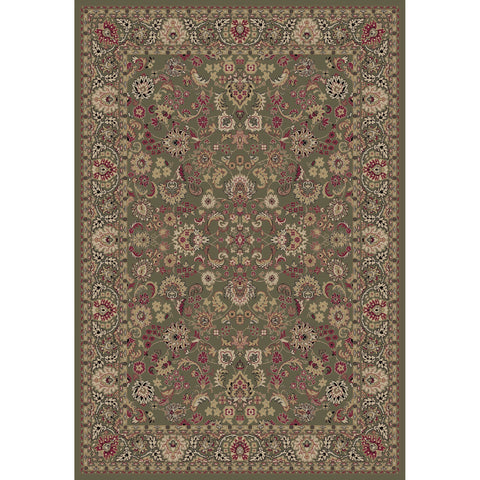 Concord Global Trading Persian Mahal Green Area Rug - KINGDOM RUGS - 1