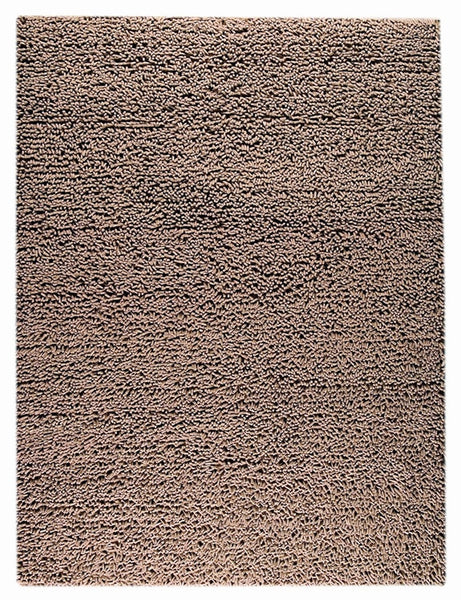 MAT The Basics Square Brown Area Rugs - KINGDOM RUGS