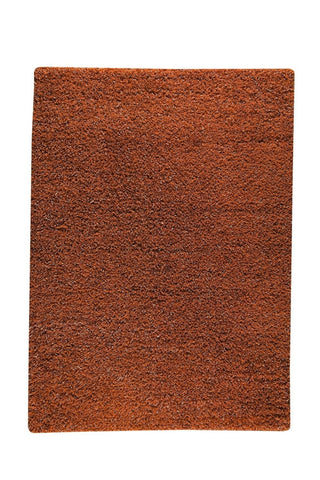 MAT The Basics Shanghai Mix Orange Area Rugs - KINGDOM RUGS