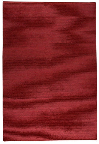 MAT The Basics Manchester Red Area Rugs - KINGDOM RUGS