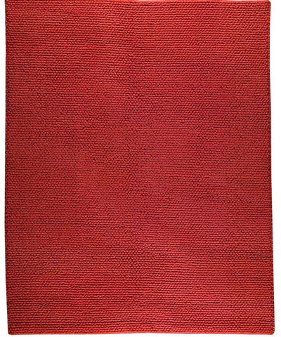 MAT The Basics Ladhak Red Area Rugs - KINGDOM RUGS