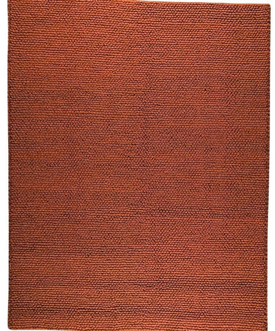 MAT The Basics Ladhak FD-04 Orange Area Rugs - KINGDOM RUGS