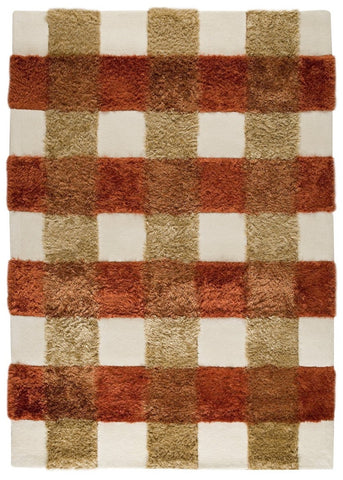 MAT The Basics Kent Rust Area Rugs - KINGDOM RUGS