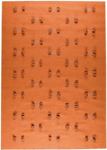 MAT The Basics Napoli Orange Area Rugs - KINGDOM RUGS