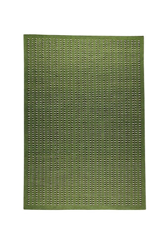 MAT The Basics Palmdale Green Area Rugs - KINGDOM RUGS