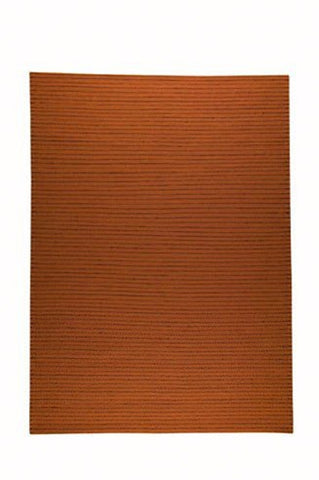 MAT The Basics Margarita Orange Area Rugs - KINGDOM RUGS