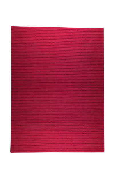 MAT The Basics Margarita Red Area Rugs - KINGDOM RUGS