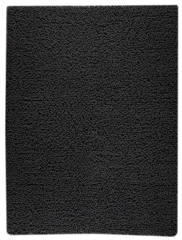 MAT The Basics Square Charcoal Area Rugs - KINGDOM RUGS