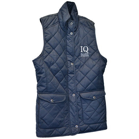IQ Branded Womens Bodywarmer
