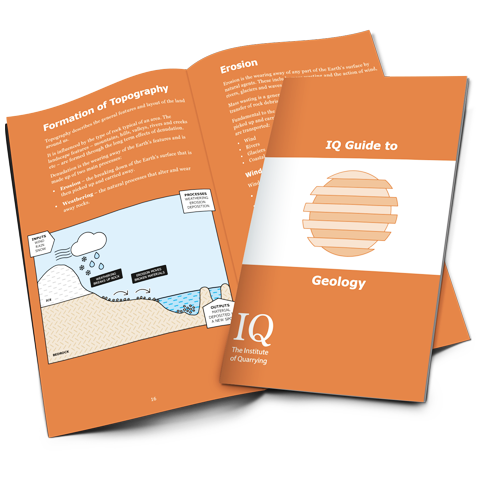 IQ Guide to Geology Booklet