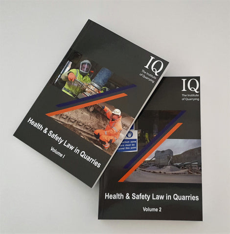 Health and Safety Law in Quarries Bundle
