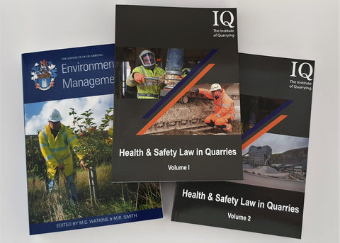 Health and Safety Law Volume 1 & 2 and Environmental Management Study Pack