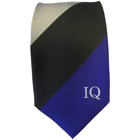 IQ Tie - NEW FOR 2017.