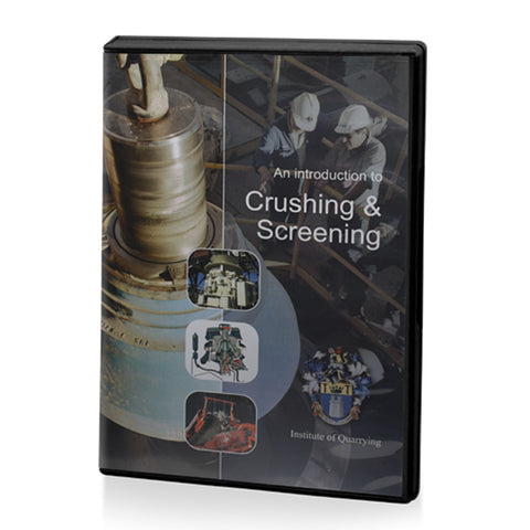 Crushing and Screening DVD