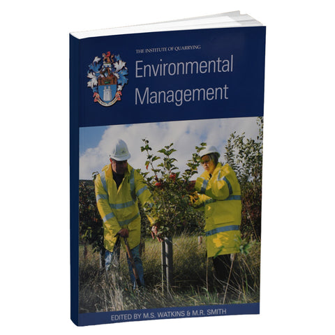 Environmental Management book written by Dr Miles Watkins and Dr Mike Smith