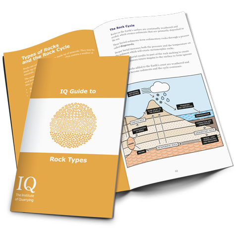 Booklet on Guide to Different Types of Rock - Institute of Quarrying