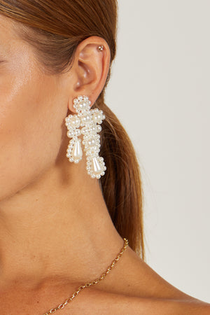 Nora Pearl Earrings