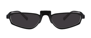 'Xena' Sunglasses Black