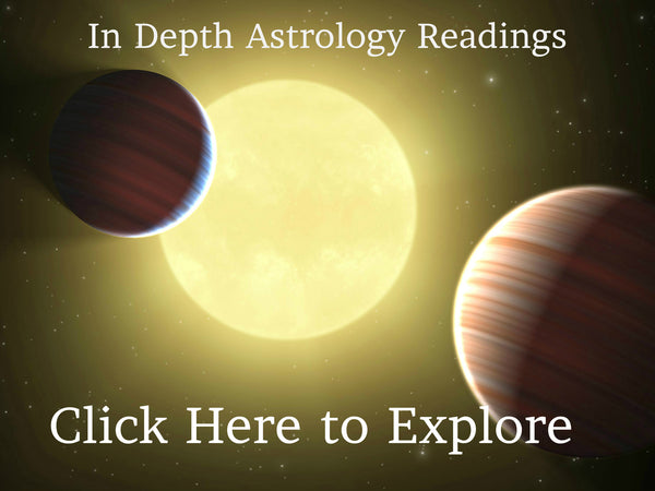 In Depth Astrology Readings