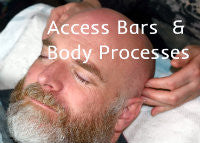 Access Bars & Body Processes sessions are relaxing and transforming