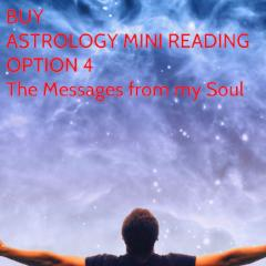 Astrology Mini Reading - Soul Messages