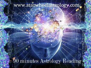 90 Minute Astrology Reading