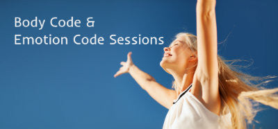 Body Code and Emotion Code sessions