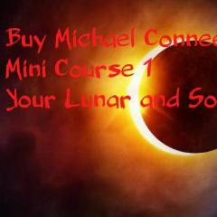 Lunar & Solar Self Mini Astrology Course #1
