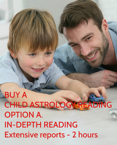 Child Astrology reading 2 hours