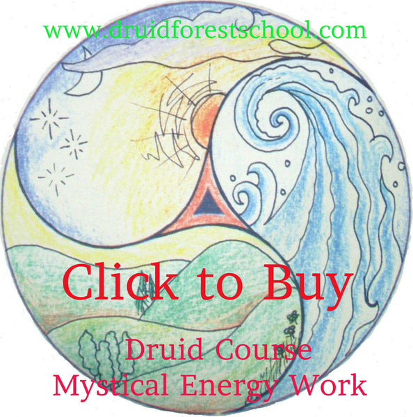Mystical Energy Work
