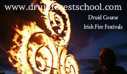 Irish Druid Fire Festivals