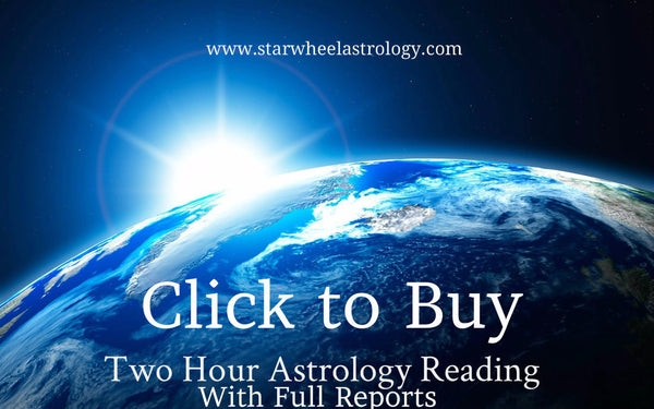 Buy Astrology Reading 120 minutes