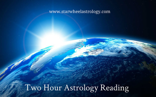 Full Astrology reading 120 minutes