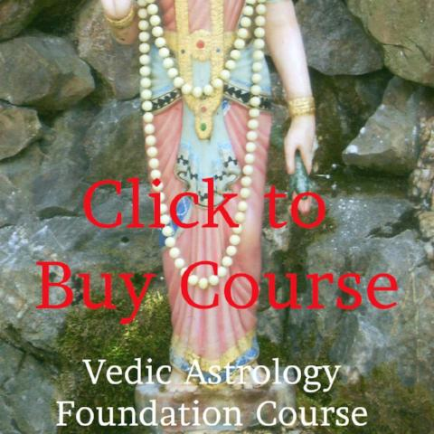 Learn Vedic Astrology, Foundation Course, Payment Plan instalment