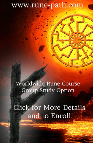 Rune Course Face to Face