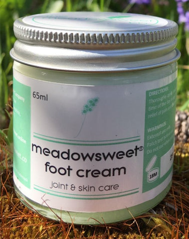Meadowsweet Foot Cream