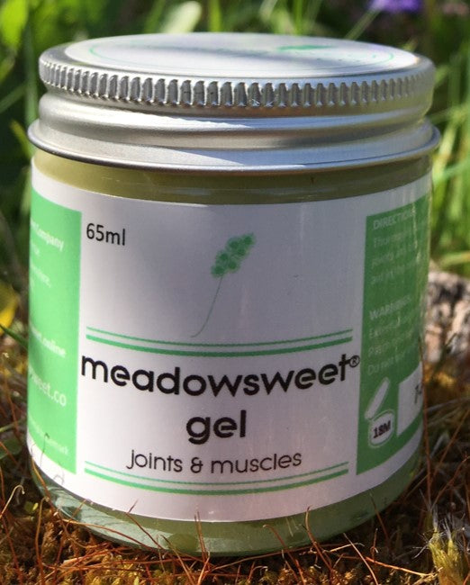 Meadowsweet Gel