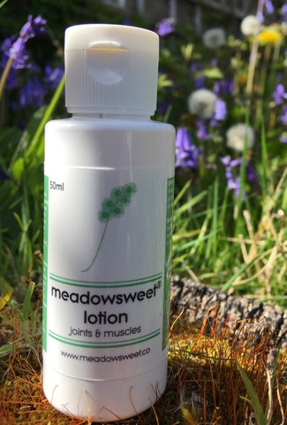 Meadowsweet Lotion