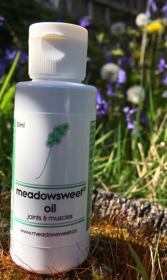 Meadowsweet Oil