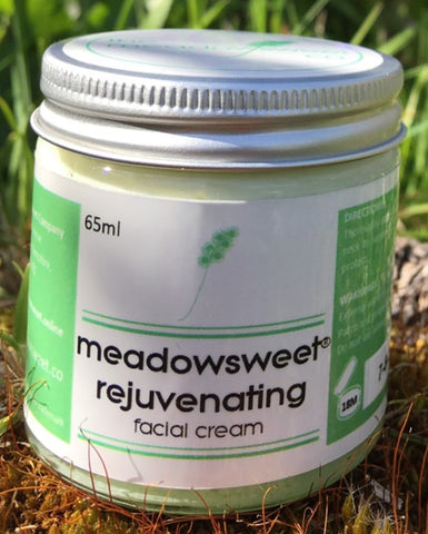 Meadowsweet Rejuvenating Facial Cream