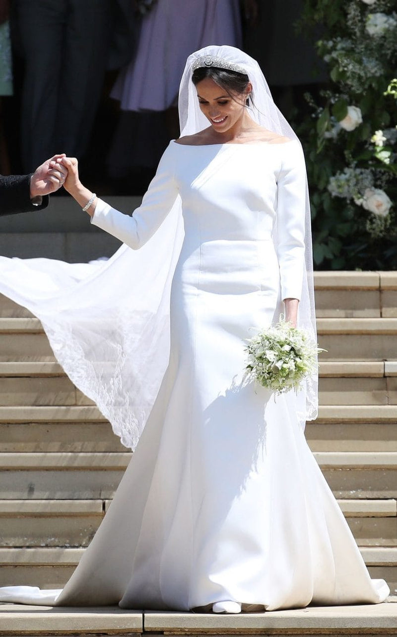 We Love | Our All Time Favourite Royal Wedding Dresses