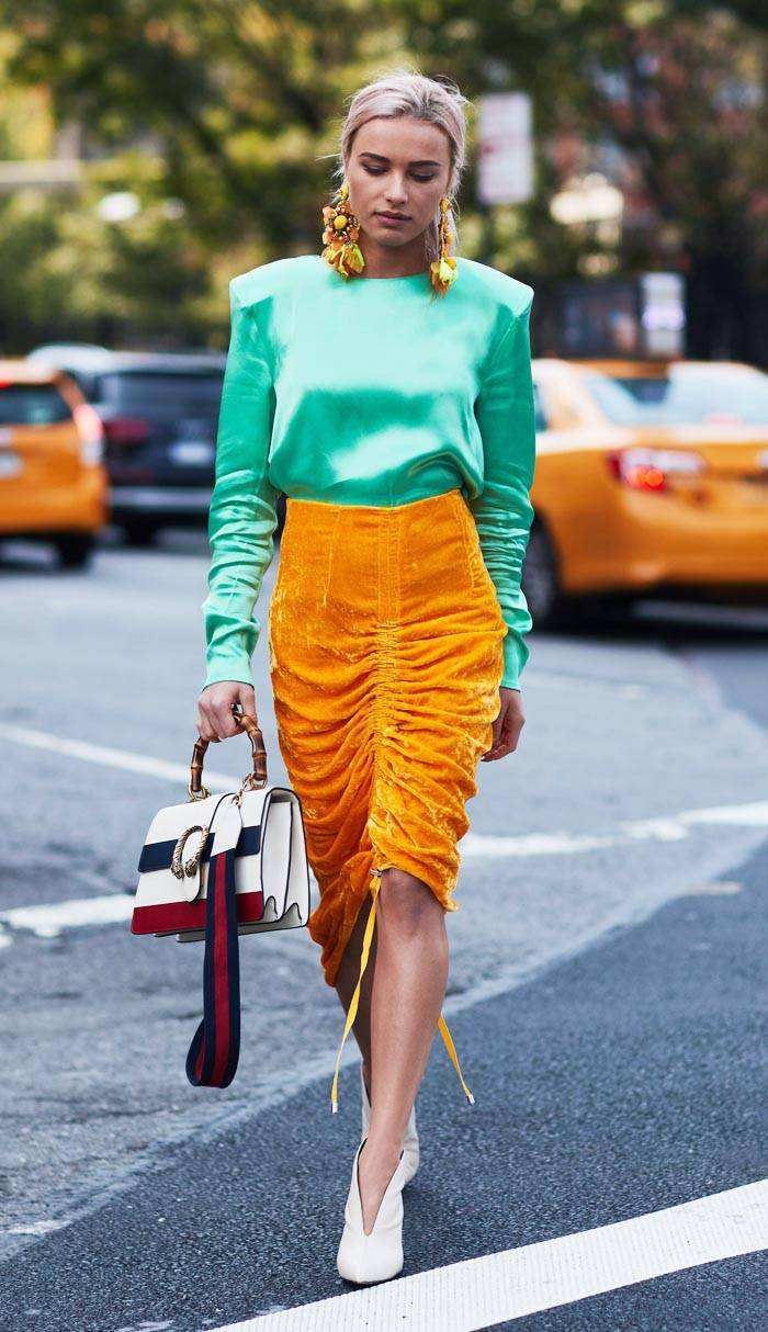 Inspo | Colour Clashing : So Wrong, It's Right