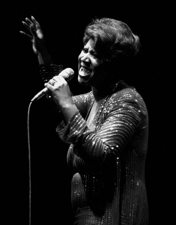 A Tribute To : Aretha Franklin