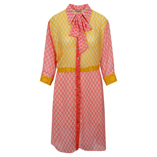 Linda Shirt Dress