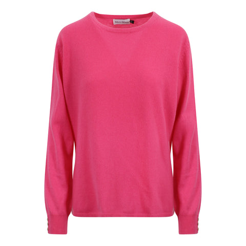 V-neck Boyfriend Jumper